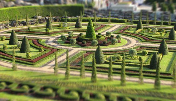 Prefect Garden........