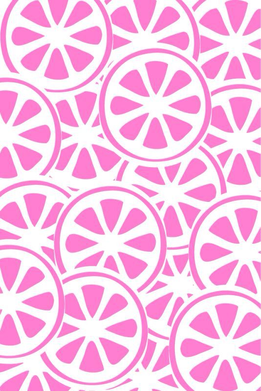 iPhone wallpaper #freshly squeezed Awesome wallpaper bright and fun there's also a yellow one but this is my personal favourite