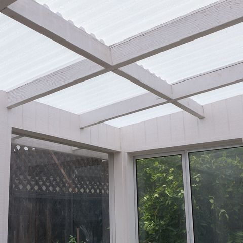 Benefits Of Polycarb Roof Panels Roof Patio Spaces