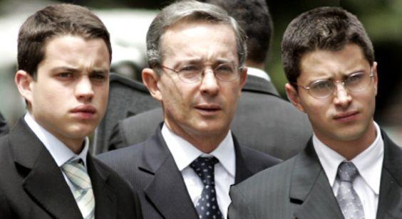 """""""Mis hijos no conocen la palabra testaferro"""": Uribe"""