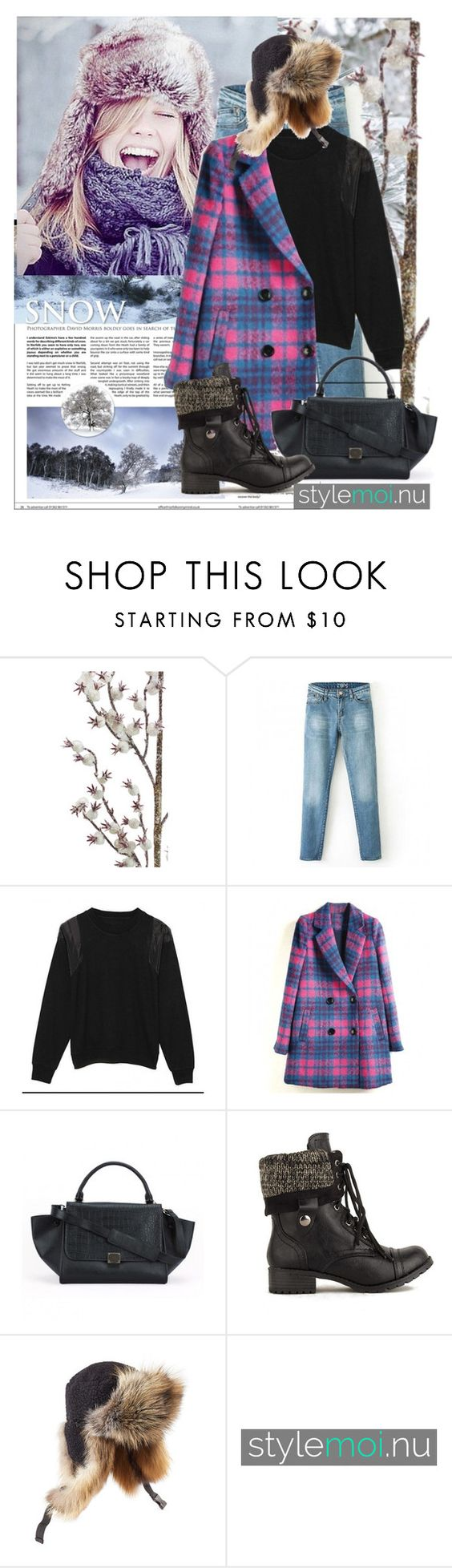 """""""CHRISTMAS WITH STYLEMOI"""" by biljana-miric-ex-tomic ❤ liked on Polyvore featuring Preen"""