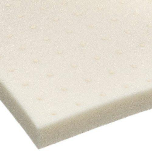 Sleep Studio 3-Inch ViscO2 Ventilated Memory Foam Mattress T