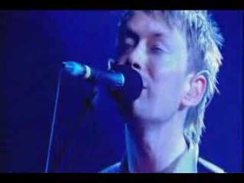 there there (live jools holland)-radiohead
