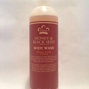 Nubian Heritage Honey & Black Seed Body Wash $12.00
