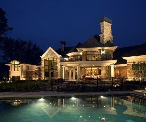 Wow. Wow. Wow. Three words to describe this house!