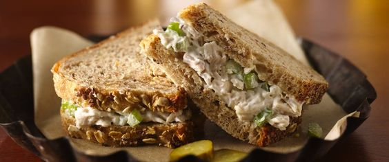 Cold rotisserie chicken makes a terrific chicken salad sandwich. Some people even make it with their favorite fast-food fried chicken and swear it's the best.