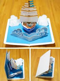 Resultado de imagen para tecnicas ingenieria en papel pop up