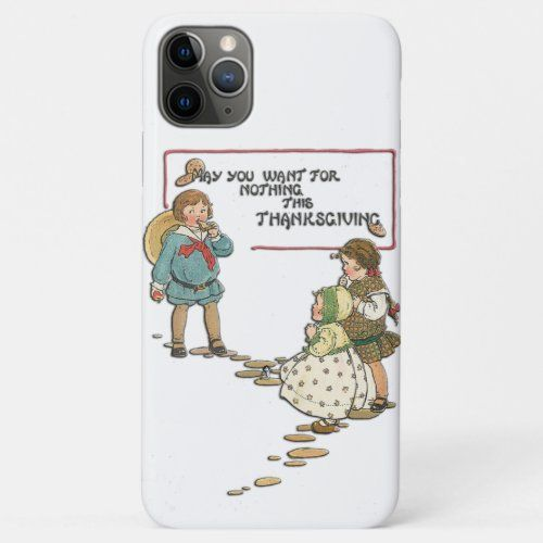 Vintage Thanksgiving May You Want For Nothing Case Mate Iphone Case Zazzle Com In 2020 Vintage Thanksgiving Iphone Cases Iphone