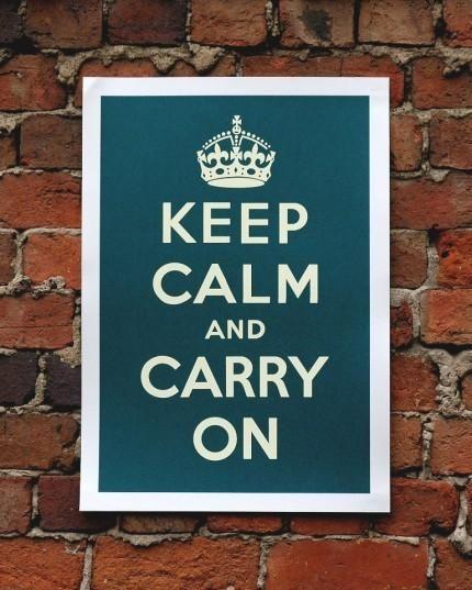 keep calm-classic