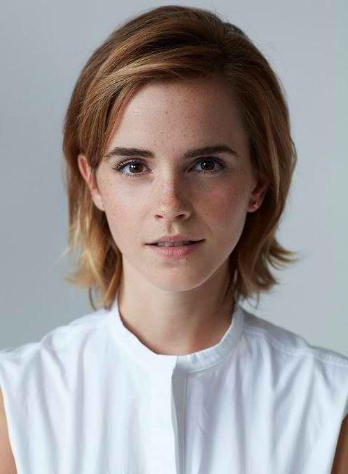 Https Www Facebook Com Dougmarkproductions Emma Watson Hair Emma Watson Short Hair Emma Watson Style