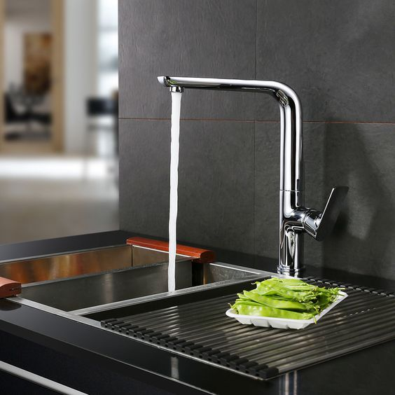 Homelody ausziehbar Wasserhahn Spültisch Mischbatterie Armatur - armatur küche ausziehbar