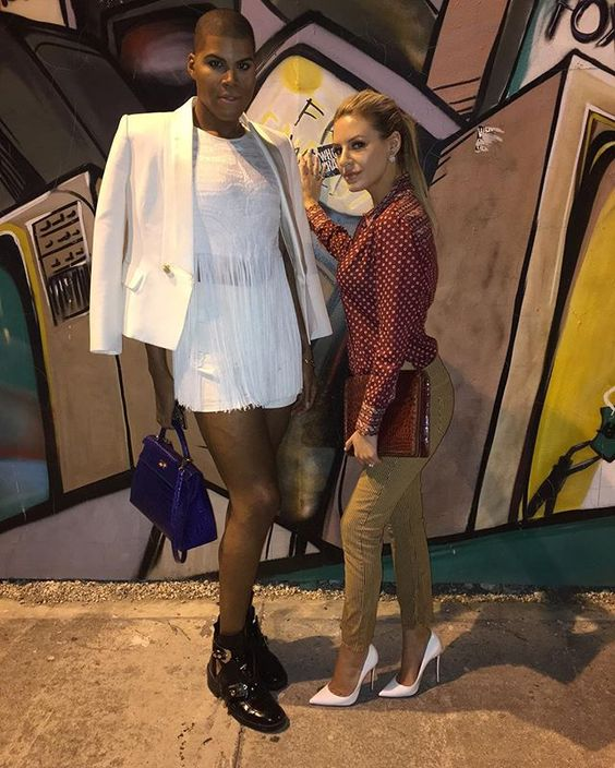 EJ Johnson and Morgan Stewart from #RKOBH
