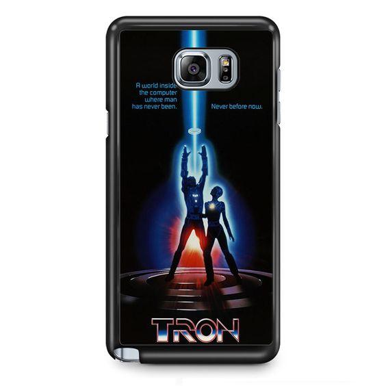 Tron Movie TATUM-11397 Samsung Phonecase Cover Samsung Galaxy Note 2 Note 3 Note 4 Note 5 Note Edge