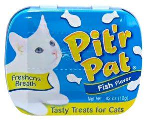 Pit'r Pat - Fish (0.43oz) Now $1.80!