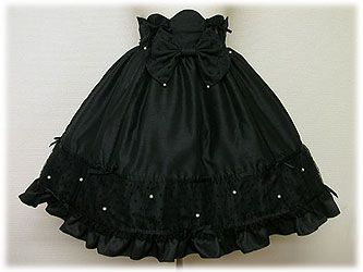 Fairy Pearl Skirt
