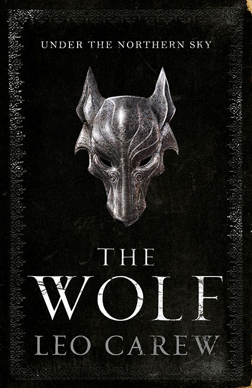 #CoverReveal The Wolf (Under the Northern Sky, #1) by Leo Carew
