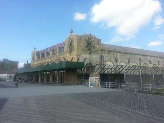 Million Things We Love About Brooklyn | Cool old things hopefully being restored