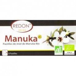 Pastilles au miel de Manuka - 8 pastilles Redon