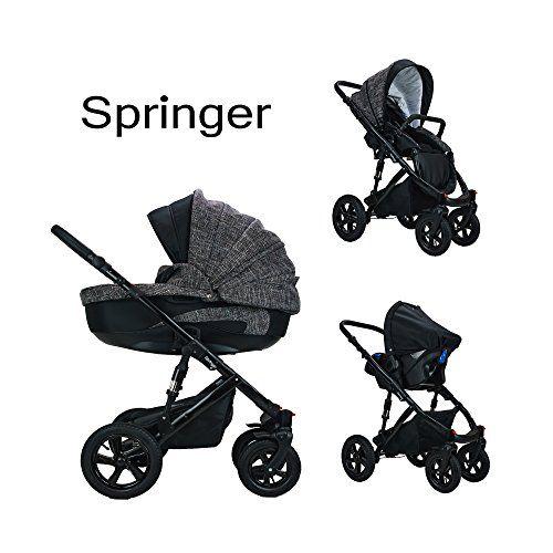 Springer Cityplus Kinderwagen 3 In 1 Kombikinderwagen Luftreifen Eur 439 00 3 7 Von 5 Sternen Mehr Als 015 Kinder Wagen Kombikinderwagen Kinderwagen
