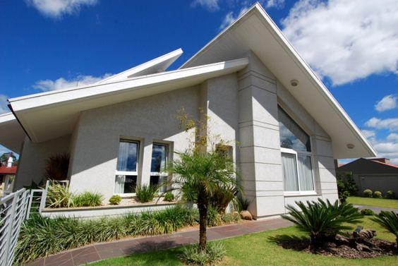 Portal diário Decor, ver mais em diariodecor.com.br #diariodecor #fachada #casa #arquitetura #home #house #architecture #facade