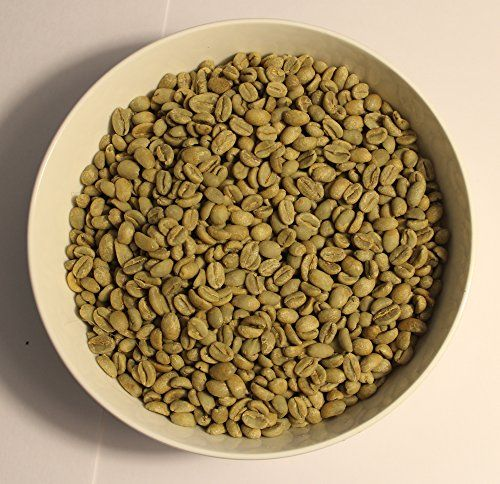 Ethiopia Hambela Estate Bishan Fugu Lot Certified Organic Grade 1 Green Unroasted Coffee Beans 2 Pounds Raw