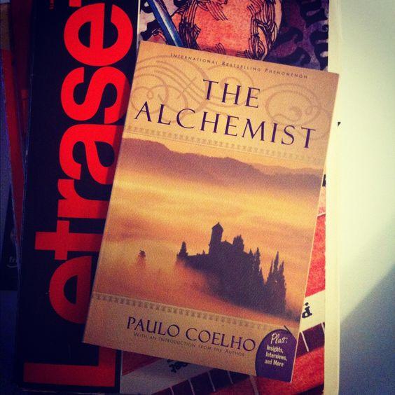 —The Alchemist