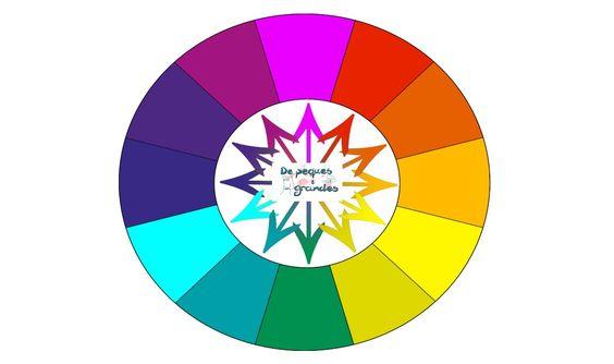 Introducción al color: colores análogos y colores complementarios -