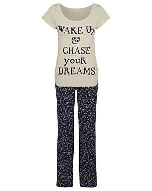 Chase Your Dreams Pyjama Set