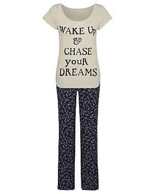 Chase Your Dreams Pyjama Set