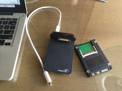 Dear Production,: Creating a Thunderbolt Compact Flash Card Reader