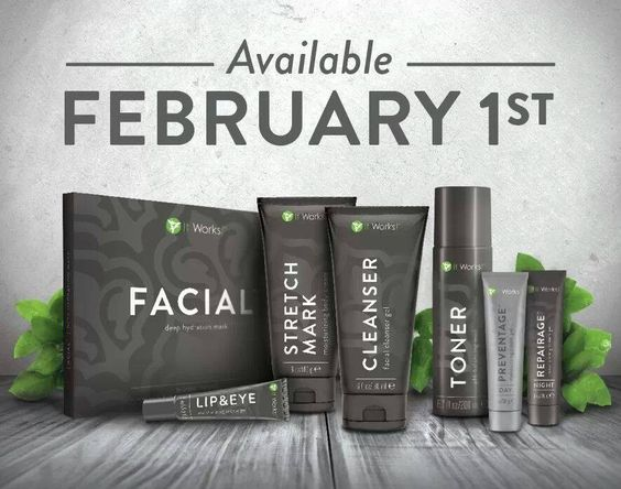 New skin care products!!! I'm in amazement contact me to learn more!! www.anmoody91.myitworks.com