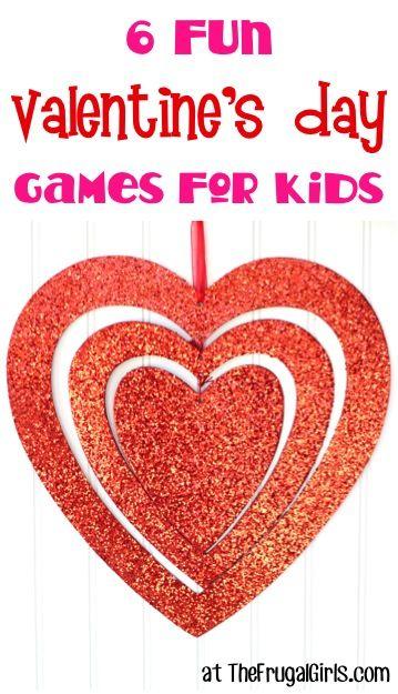 valentine pink game