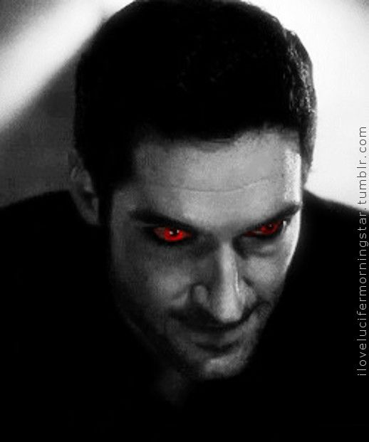 Lucifer Morningstar: I Love Lucifer Morningstar