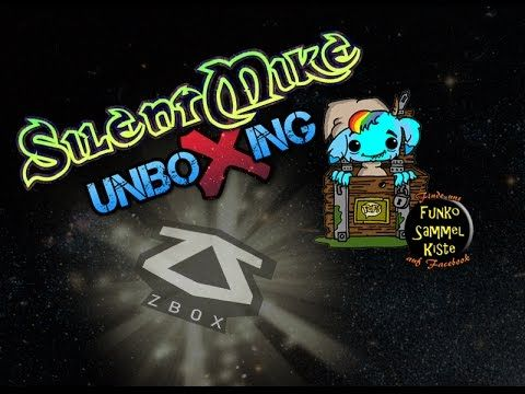 Silent Mike Unboxing #048 - Die Gratis-Lucky Dip-Z-Box