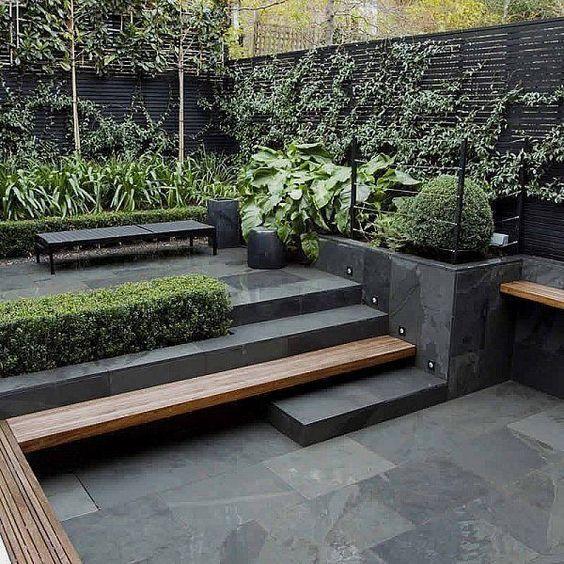 49 Inspiring French Country Garden Decor Ideas Courtyard Gardens Design Small City Garden Small Garden Design