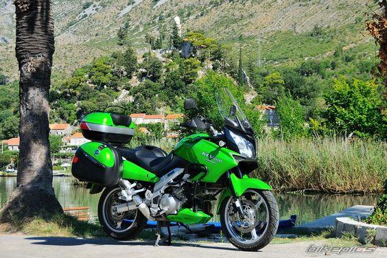 2005 Kawasaki KLV 1000 motorcycle photo