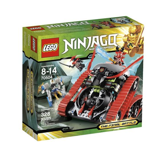 LEGO Ninjago Garmatron 70504           ($40.12)