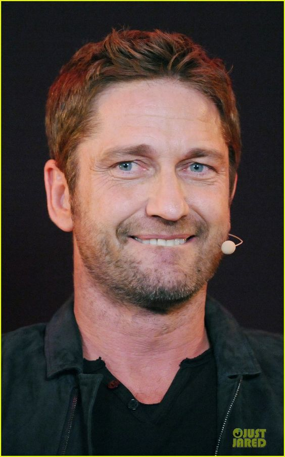 Gerard Butler: Olympus Has Fallen Q in London! | Gerard ...