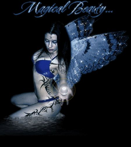Dark Moon Fairy | heroes the goddesses and the priestesses that serve them strong ...