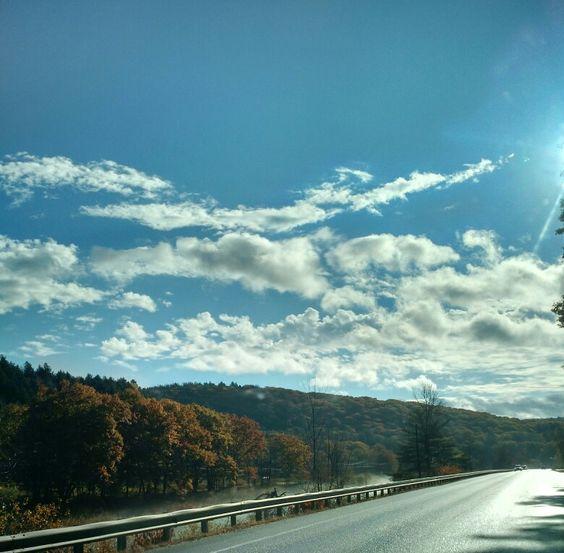 Vermont Route 30 in Brattleboro, VT
