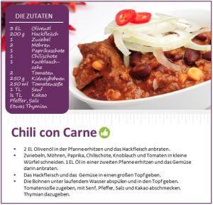 10WBC Chili con carne