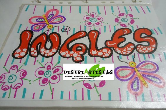 Letras De Decoracion Para Cuadernos ~   DE LETRAS Y TARJETAS (TIMOTEO) BUCARAMANGA  LETRA TIMOTEO  Pinterest