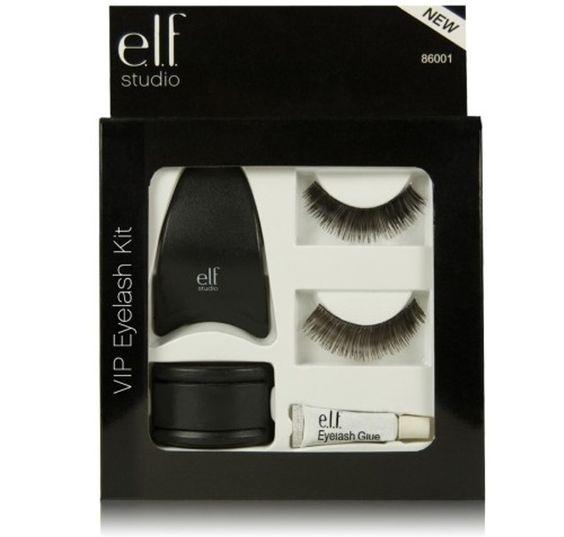 11. #E.l.f Vip Eyelash Kit - 11 Best Fake Eyelashes ... → #Beauty #Eyelashes