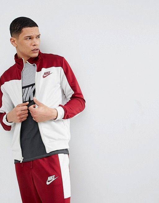 ola miseria cola  Nike | Chándal de poliéster en rojo 861774-677 de Nike | Ropa deportiva  niñas, Ropa, Chandal