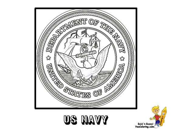us navy flag coloring page you have all the usa armed
