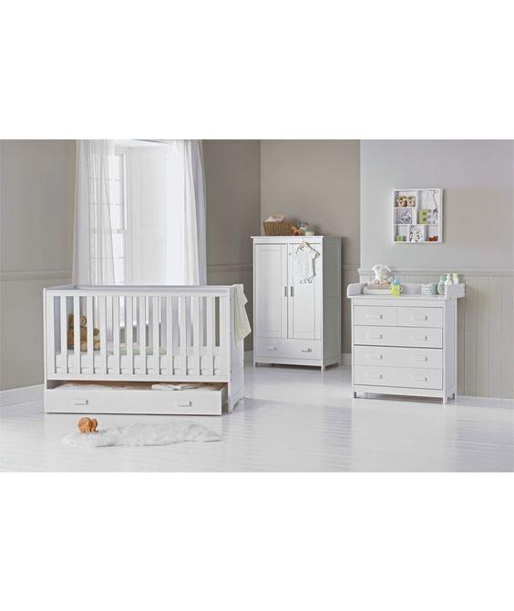 nursery furniture sets white uk thenurseries. Black Bedroom Furniture Sets. Home Design Ideas