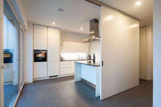 Durchreiche kuche wohnzimmer bilder ihr traumhaus ideen - Schiebetur wohnzimmer ...