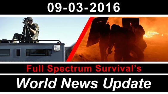FSS World News Update - Martial Law Declared - The Govt Is Watching - Bi...