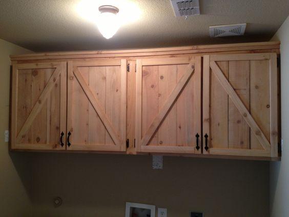 Cedar laundry #texasfurniturebuilders #tfb #laundrycabinets #laundryroom