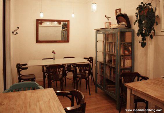The Toast Cafe Madrid, chamberí, desayunos, brunch, meriendas, cafe, tartas  By www.madridcoolblog.com
